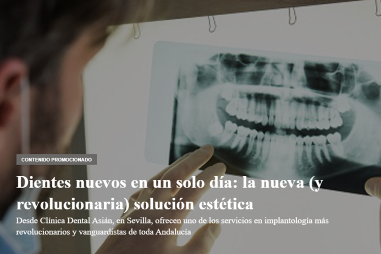 Nuestra clínica en Abc Sevilla - Clínica dental en Sevilla